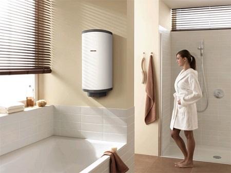 Обустройство горячего водоснабжения в доме с помощью бойлера
