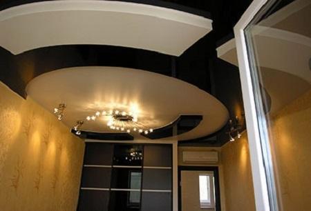 Отличия разных видов подвесных потолков: используемые материалы и конструкция